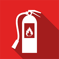 Fire Extinguisher Training icon