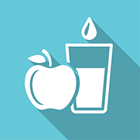 Nutrition and Hydration Training icon