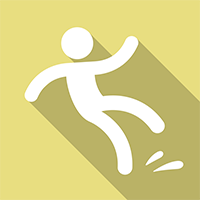 Slips, Trips and Falls Course icon